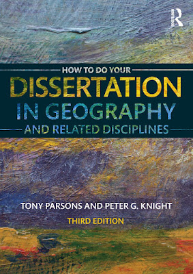 How To Do Your Dissertation in Geography and Related Disciplines - Free Ebook Download