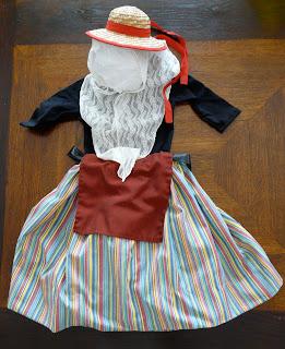 Vestido de Payesa Mallorquina
