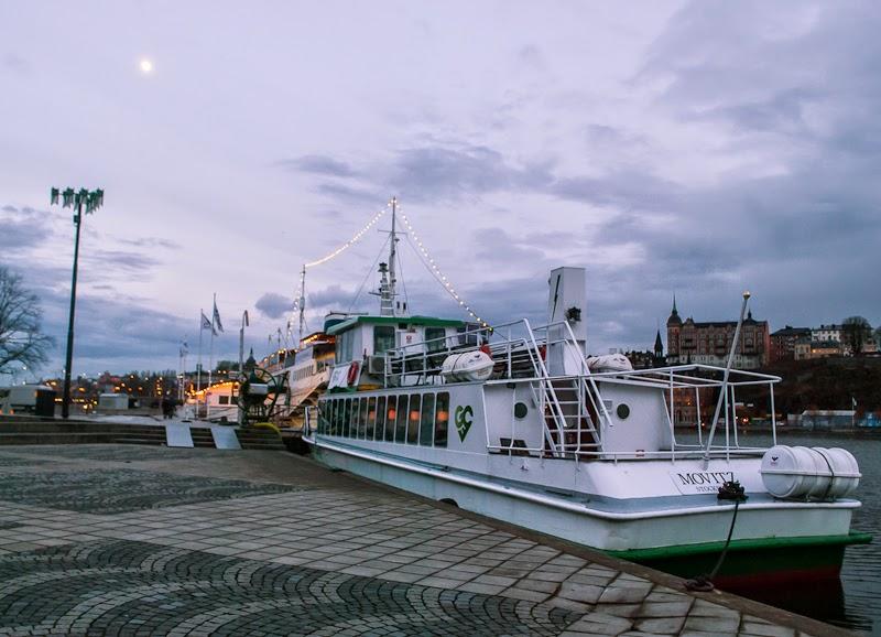 stockholm sweden harbour