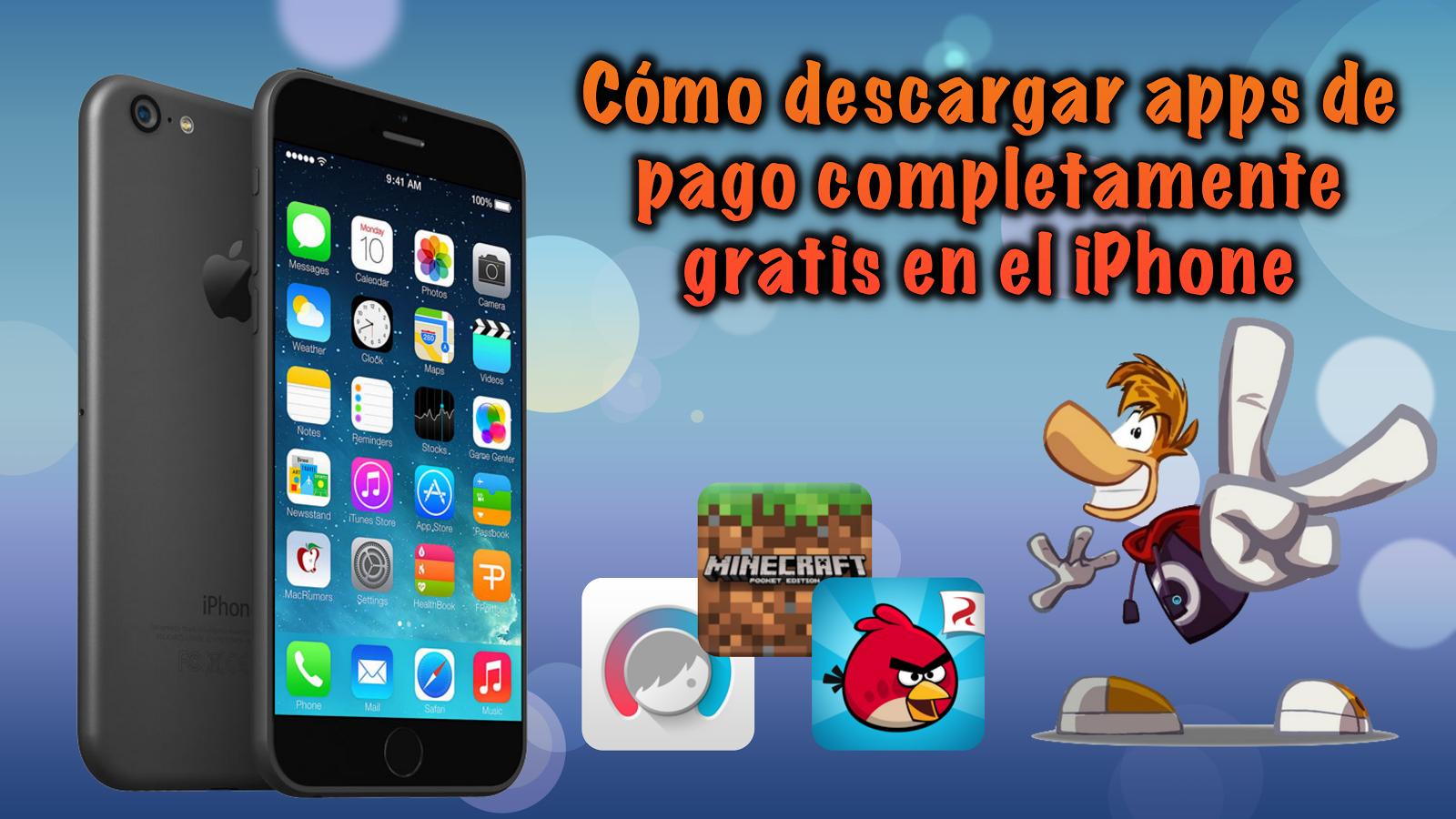 app de pago gratis iphone