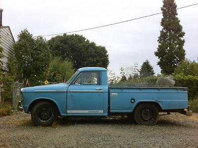 1965 Datsun L320 Pickup.