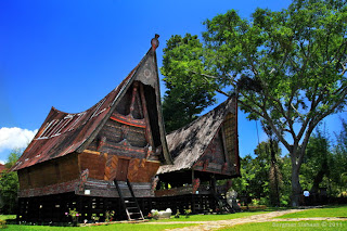 Download image Traditional House Of Batak Silindung PC, Android ...