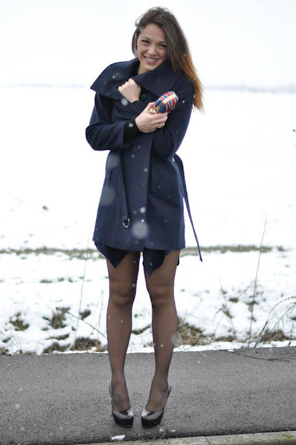 Fabulous Dressed Blogger Woman Melissa
