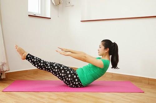 Những động tác vận động giúp giảm cân an toàn