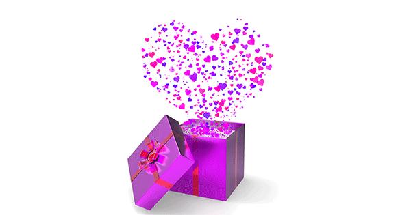 Purple Present | Symbo...