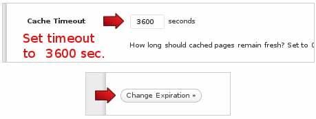 setting wp super cache 3 Cara Baru Setting Plugins WP Super Cache