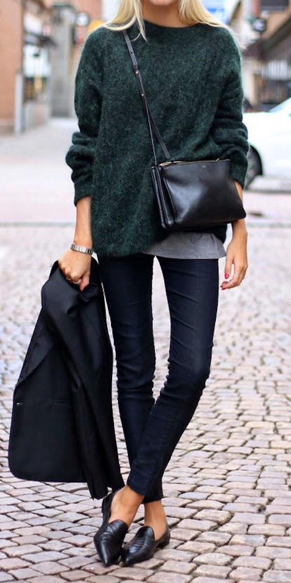 5 chic and simple outfits for fall