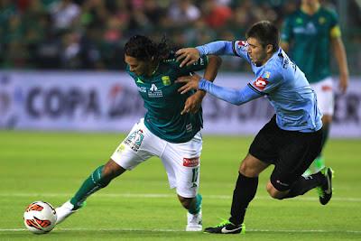 León empata en Pre Libertadores