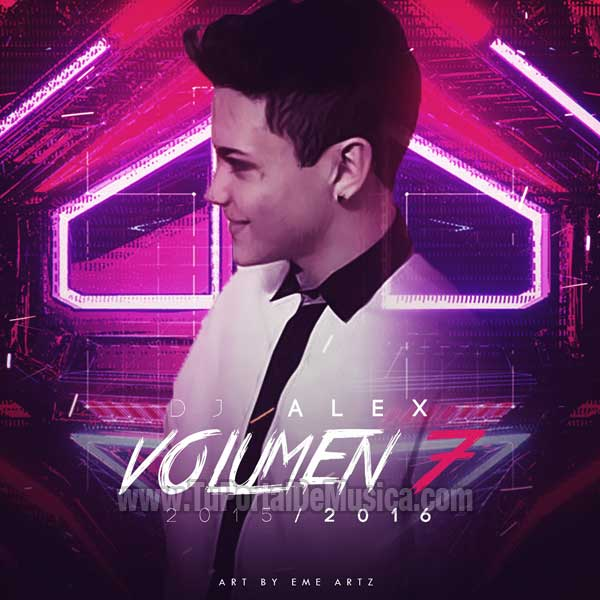 Dj Alex Volumen 7 (2016)