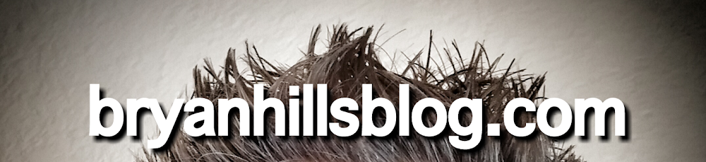 Bryan Hill's Blog