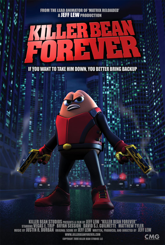 Killer Bean Forever streaming