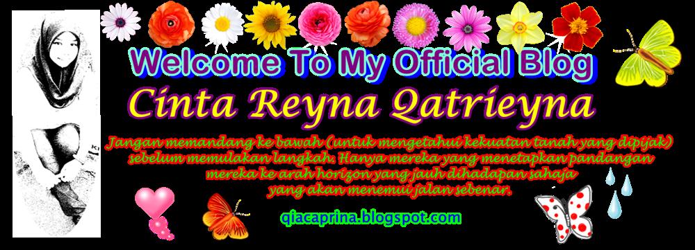Cinta Reyna Qatrieyna