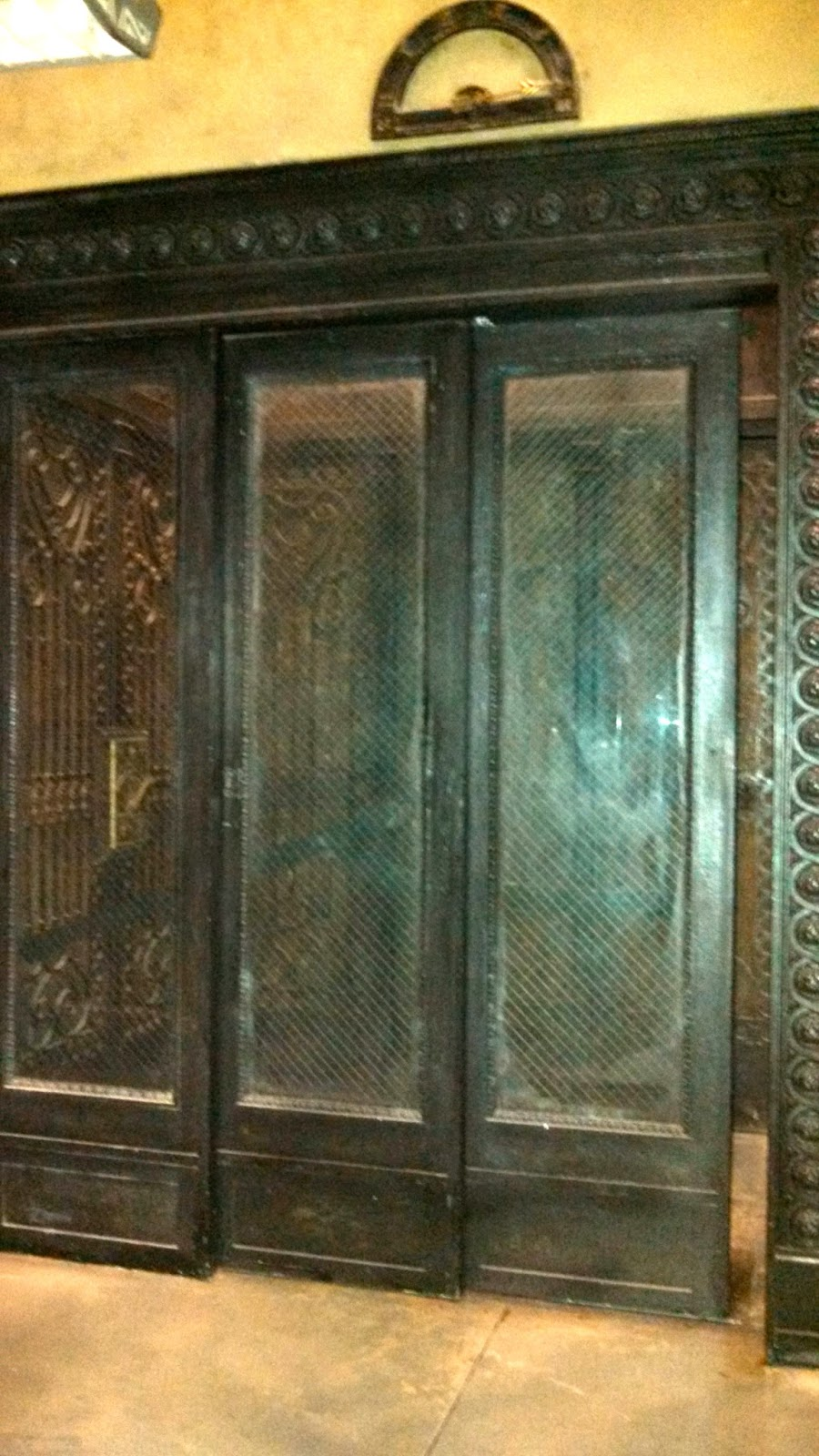 Glass Elevator Doors : The opa summer bts series continues scandal abc