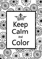 Gratis Kleurplaat | Free Coloring Page | Jalien Cozy Living