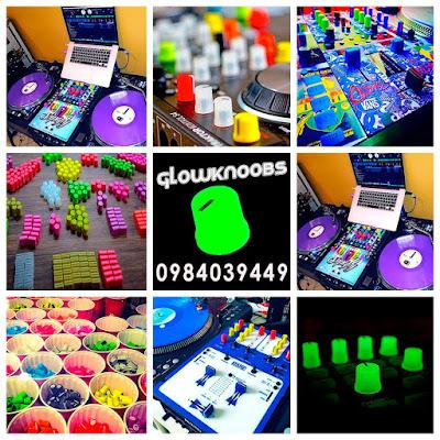 Glowknoobs