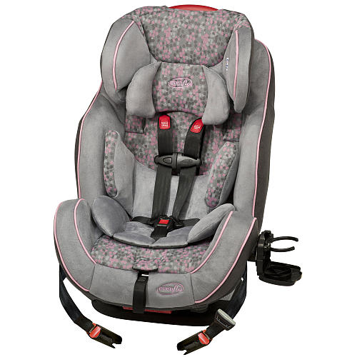 the smith family evenflo symphony 65 dlx all in one convertible car seat lulu. Black Bedroom Furniture Sets. Home Design Ideas