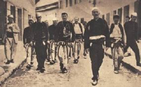 Isa Boletini (1864-1916).