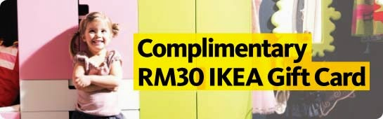 i love freebies malaysia promotions maybank free ikea gift card. Black Bedroom Furniture Sets. Home Design Ideas