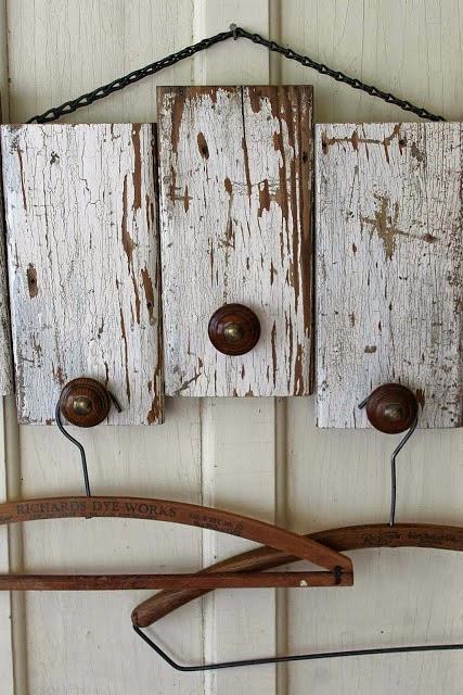 Ma Maison Au Naturel 16 Ides De Porte Manteaux Muraux