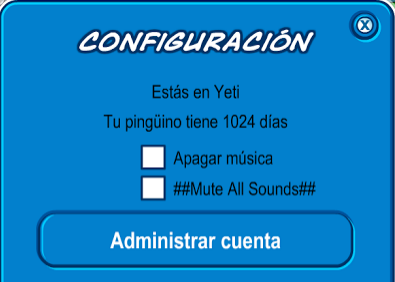 Club Penguin: ¡Sin Sonido Total!
