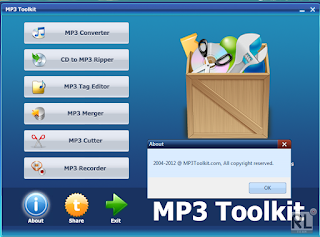 MP3 Toolkit 1.0.5 Full Version