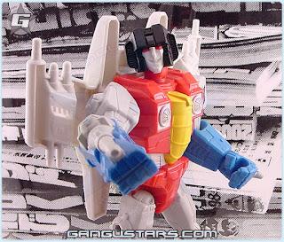 Hasbro Hero Mashers Starscream Decepticon Transformers トランスフォーマー