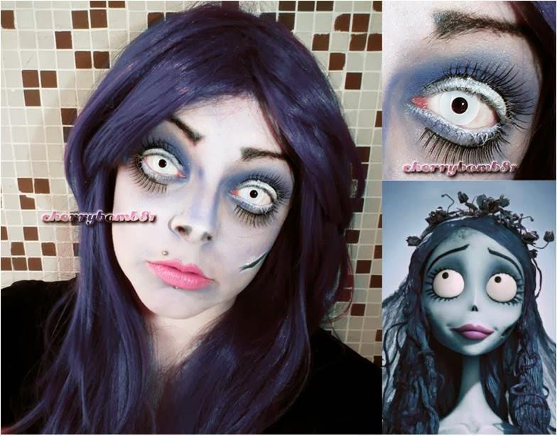 Dead Bride Makeup Pictures : Korean Big Eye Circle Lenses: Korean Skin Care and Makeup ...