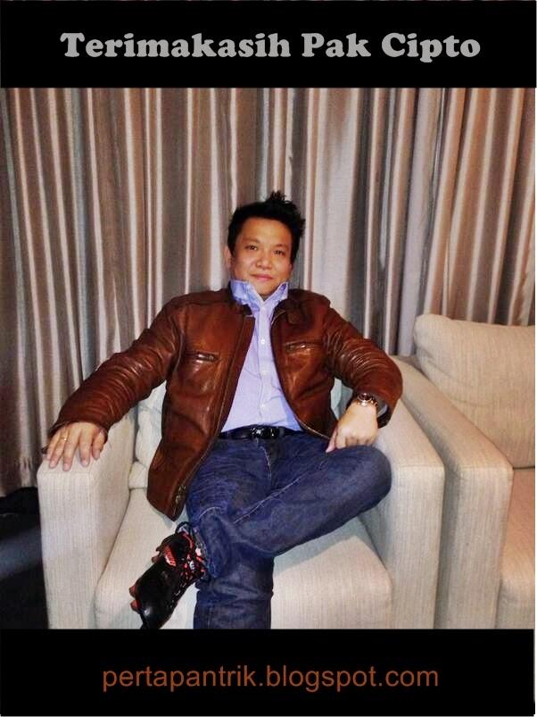 Blogger Indonesia Berterimakasih Kepada Cipto Junaedy