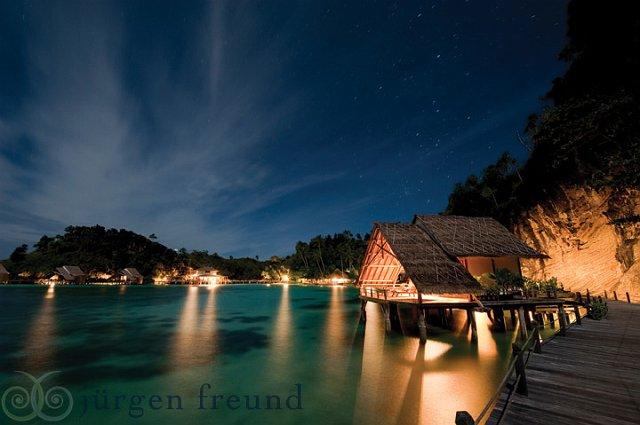 Misool Eco Resort, Raja Ampat, West Papua, Indonesia