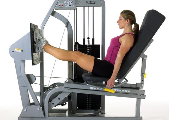 Leg press kills your belly fat | Health Focus