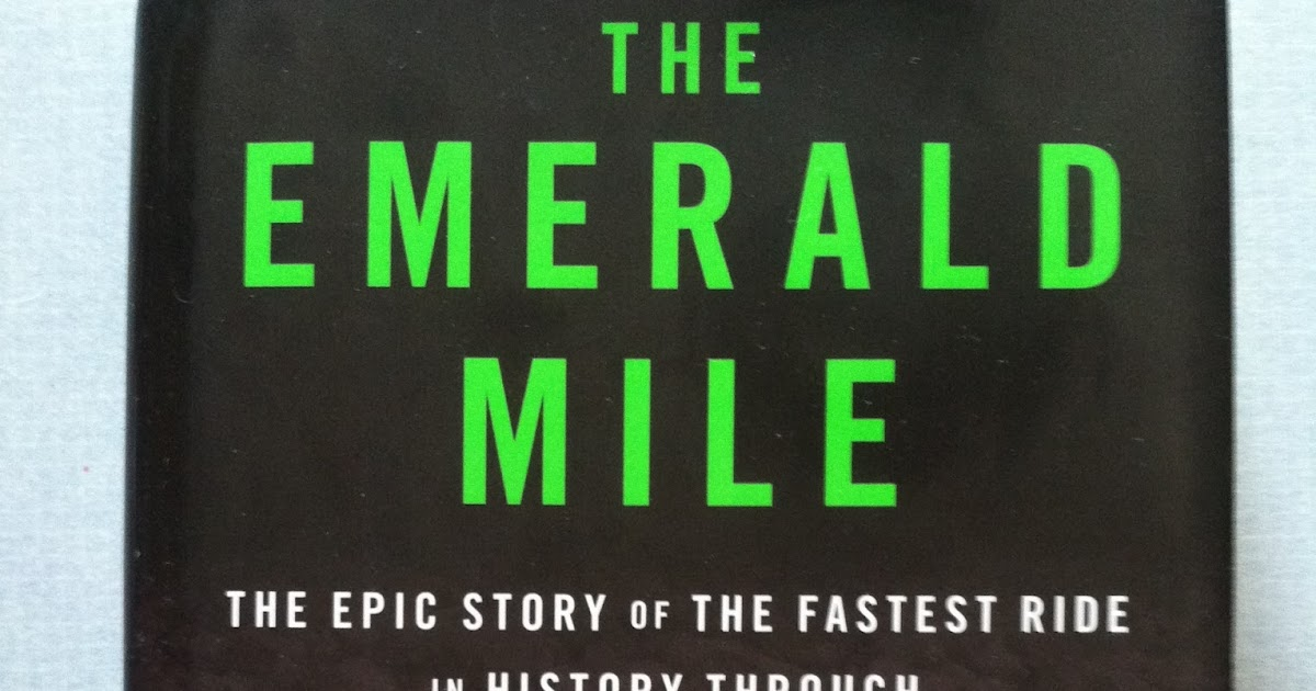 Emerald mile book review