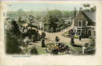 Friends of Brockley & Ladywell Cemeteries