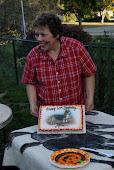 Celebratin' 60 with a Corgi Cake!