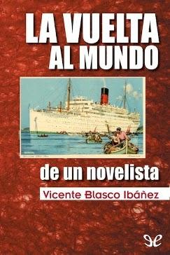 Portada del libro la vuelta al mundo de un novelista epub pdf gratis
