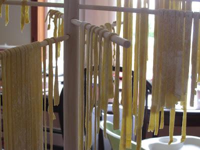 Gluten Free Homemade Pasta!!!