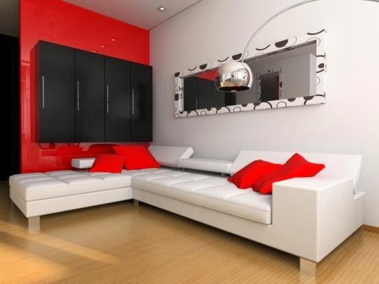 Foto Warna Cat Dinding Rumah Minimalis Terbaru Desain Sederhana