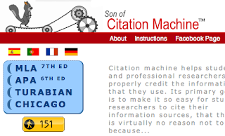 citatioon machine