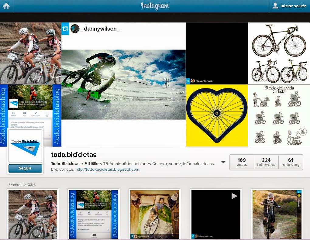 http://instagram.com/todo.bicicletas