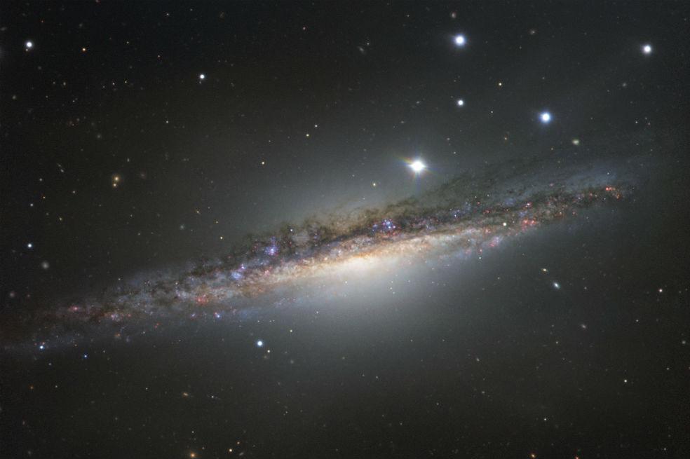 La hermana mayor de la Vía Láctea