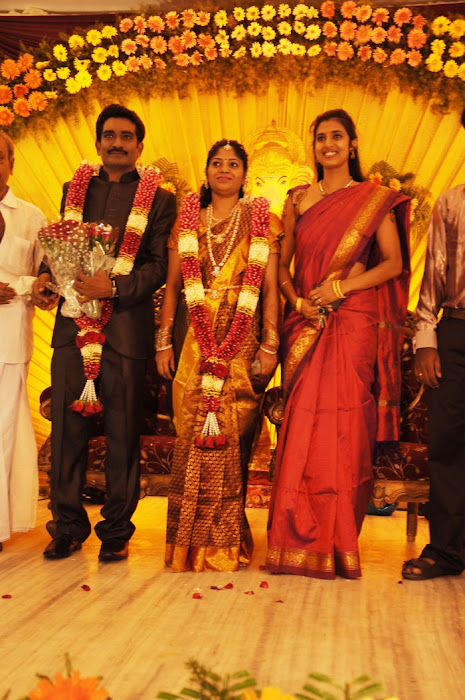 Director SP Hosimin Wedding Reception Pics leaked images