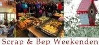 Scrap & Bep Weekenden