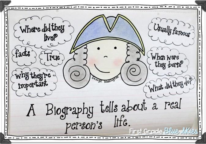 Essay vocabulary words for biography