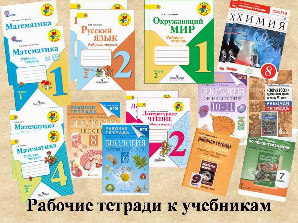 Школа россии фгос 2 класс список учебников
