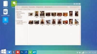 Desain Windows 9