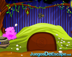 solucion Dense Cave Escape guia