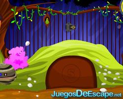 solucion Dense Cave Escape guia