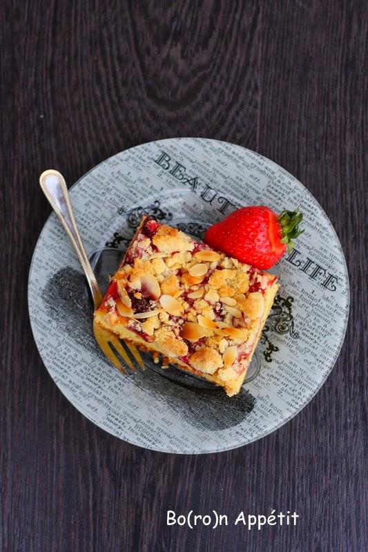 Przepis na najlepsze ciasto drożdżowe z truskawkami