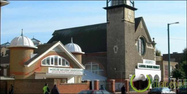New Peckham Mosque