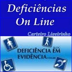 OLA BEM VINDO AOS BLOGS DE DEFICIENCIAS DO CARTEIRO LIGEIRINHO