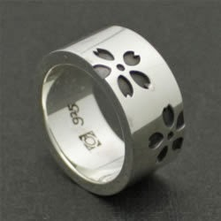 Crossover Designs - 桜 RING
